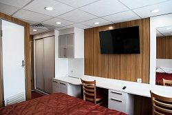 Cabine Junior Suite