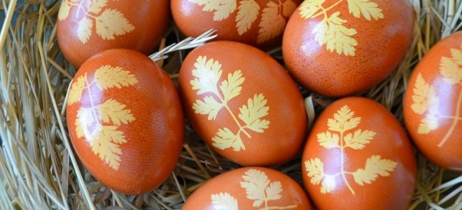 Comment colorer des œufs de Pâques à la façon russe ?